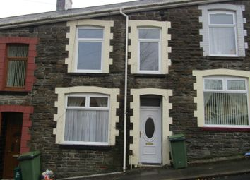 Thumbnail 3 bed terraced house to rent in Windsor Road, Mountain Ash