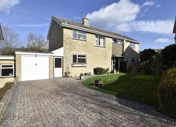 Thumbnail 5 bedroom detached house for sale in Cranford Close, Woodmancote, Cheltenham