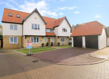 Thumbnail 6 bed detached house for sale in Haddon Mead, South Woodham Ferrers, Chelmsford