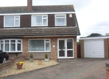 Thumbnail 3 bedroom semi-detached house to rent in Westfield Close, Gravesend