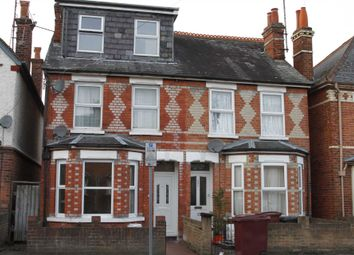 Thumbnail 5 bed semi-detached house for sale in Wantage Road, Reading