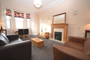 Thumbnail 2 bed flat to rent in Restalrig Road, Edinburgh, Available Now