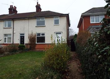 Thumbnail 3 bedroom end terrace house for sale in Bury St Edmunds, Suffolk