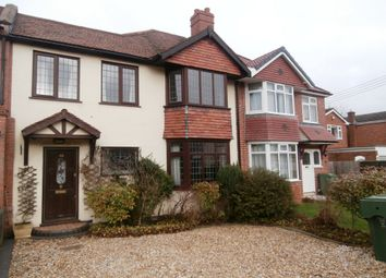 Thumbnail 3 bed terraced house for sale in Silver Street, Wythall, Birmingham