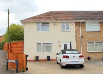 Thumbnail 3 bedroom end terrace house for sale in Goulston Road, Bishopsworth, Bristol