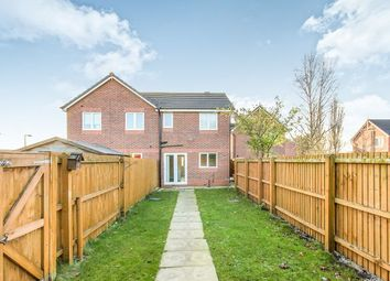 Thumbnail 2 bedroom semi-detached house for sale in Cottage Close, Rudheath, Northwich