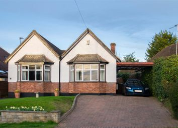 Thumbnail 2 bed detached bungalow for sale in Beaconsfield Road, Epsom