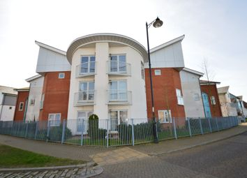 Thumbnail 2 bed flat for sale in Downham Boulevard, Ipswich