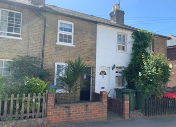 Thumbnail 2 bed terraced house to rent in Waverley Road, Weybridge