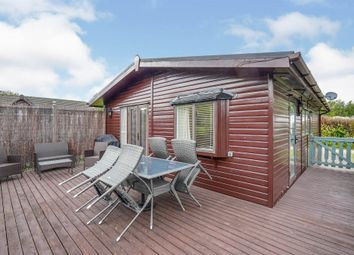 Thumbnail 2 bed lodge for sale in Northrepps Road, Northrepps, Cromer