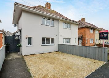Thumbnail 2 bed semi-detached house for sale in Waverley Road, Weston-Super-Mare