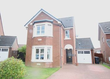 Thumbnail 4 bedroom detached house for sale in Meadow Close, East Kilbride, Glasgow