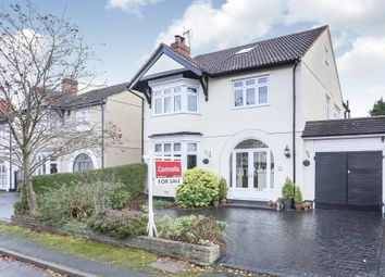Thumbnail 5 bed detached house for sale in Richmond Avenue, Finchfield, Wolverhampton