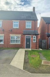 Thumbnail 3 bed semi-detached house for sale in Larch Way, Selby