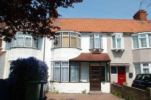 Thumbnail 3 bedroom terraced house for sale in Somervell Road, South Harrow