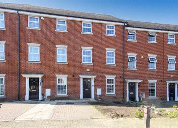 Thumbnail 4 bed terraced house for sale in Rileys Park Drive, Rochester