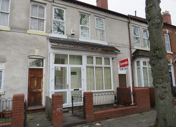 Thumbnail 3 bed terraced house for sale in Douglas Road, Handsworth, Birmingham