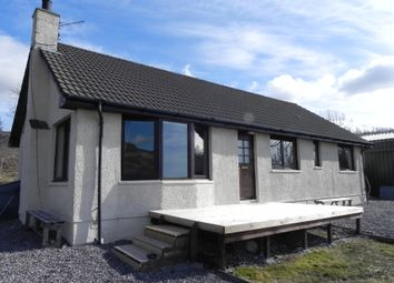 Thumbnail 3 bed detached bungalow for sale in Camuseorna, 18 Torrin, Isle Of Skye