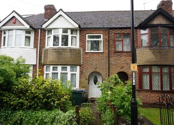 Thumbnail 3 bed terraced house for sale in Abbey Road, Whitley, Coventry