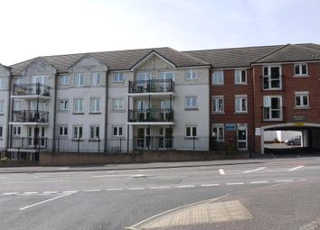 Thumbnail 1 bed flat to rent in Minster Court, West Street, Axminster, Devon