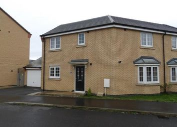 3 bed semi-detached house for sale in Jupiter Avenue, Stanground, Peterborough, Cambridgeshire PE2