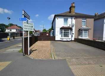Thumbnail 2 bedroom semi-detached house for sale in Staines Road, Bedfont, Feltham