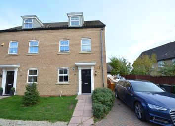 Thumbnail 3 bed property to rent in Vars Road, Hampton Hargate, Peterborough