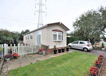Thumbnail 2 bed mobile/park home for sale in Greenfield Park, Freckleton, Preston, Lancashire
