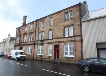 Thumbnail 2 bed flat for sale in Russell Street, Johnstone, Renfrewshire