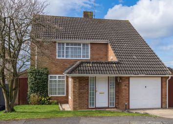 Thumbnail 4 bed detached house for sale in Telston Close, Bourne End
