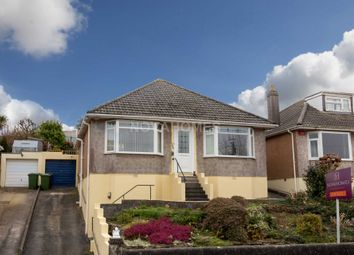 3 bed detached bungalow for sale in Stanborough Road, Plymstock PL9