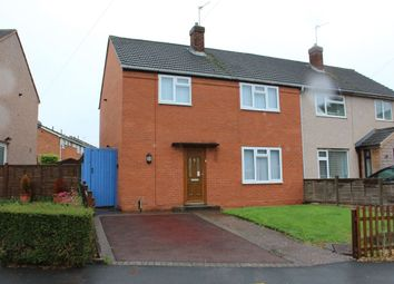 Thumbnail 3 bed semi-detached house for sale in Stretton Crescent, Leamington Spa