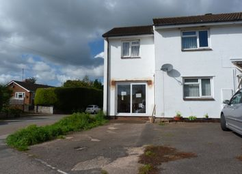 Thumbnail Property to rent in Rivermead, Cullompton
