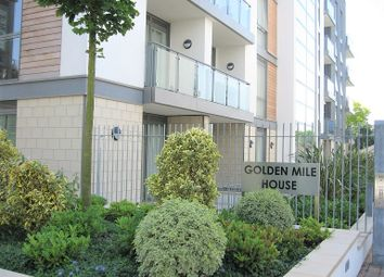 Thumbnail 1 bed flat to rent in Golden Mile House, Clayponds Lane, Brentford