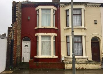 Thumbnail 2 bed terraced house for sale in 174 Boaler Street, Kensington, Liverpool