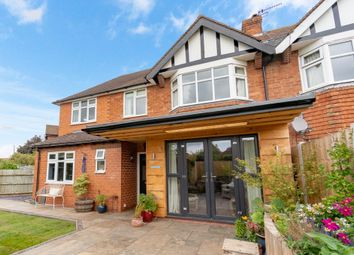Thumbnail 4 bed semi-detached house for sale in Priory Ridge, Shrewsbury