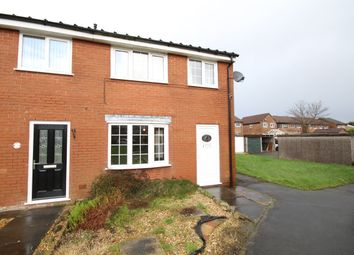 Thumbnail 3 bed semi-detached house to rent in The Paddock, Penwortham, Preston