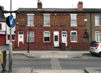 Thumbnail 2 bedroom terraced house to rent in Bordesley Green, Birmingham
