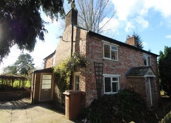 Thumbnail 2 bed detached house to rent in Croxton Road, Knipton, Grantham