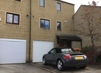 Thumbnail 3 bed town house for sale in Hauxley Court, Ilkley
