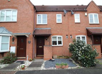 Thumbnail 2 bed terraced house to rent in Dickens Heath Road, Dickens Heath, Solihull, West Midlands