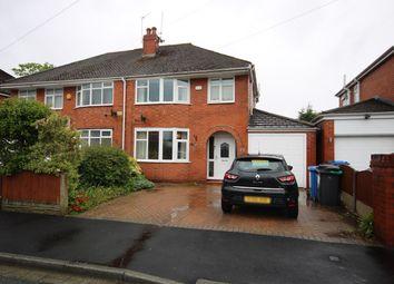Thumbnail 3 bed semi-detached house for sale in Lynham Avenue, Great Sankey, Warrington