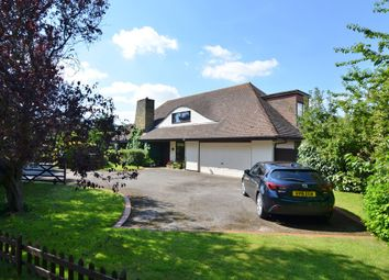 Thumbnail 4 bed detached house for sale in Lauds Close, High Road, Trimley St. Mary, Felixstowe