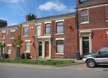 Thumbnail 2 bed flat to rent in Flat 2, Christian Road, Preston