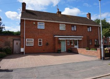 Thumbnail 3 bed semi-detached house for sale in Unitt Road, Quorn