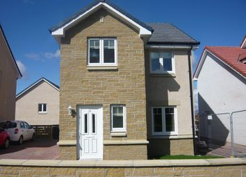 Thumbnail 3 bed detached house to rent in Oakley Road, Saline, Dunfermline