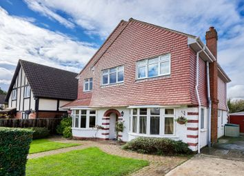 Thumbnail 5 bed detached house for sale in Oakwood Drive, St. Albans, Hertfordshire