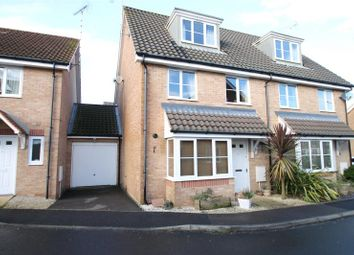 Thumbnail 3 bed semi-detached house for sale in Gratwicke Drive, Littlehampton, West Sussex