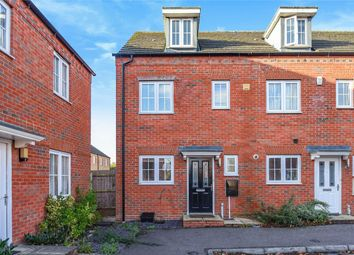 Thumbnail 3 bed end terrace house for sale in Grenadier Close, Bedford