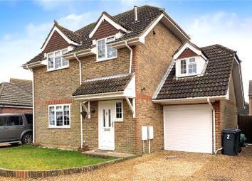 Crabtree Close, Littlehampton, West Sussex BN17. 3 bed detached house for sale